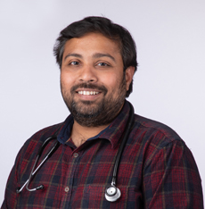 Dr. P. Sandeep Reddy