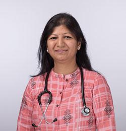 Dr. Namitha Deshmukh